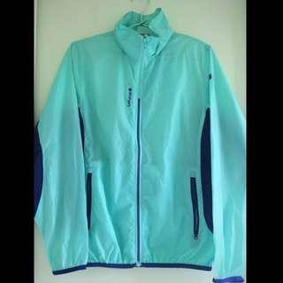 Lafuma light windbreaker (Tiffany Blue) Lafuma 輕薄風䄛 (100% New)