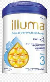Illuma 3 一箱 6罐