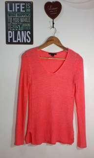 Forever21 Neon Soft Knitt