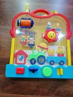 Baby interactive toy-crib toy