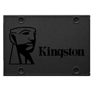120GB Kingston SSD A400 SATA 3 2.5 Solid State Drive SA400S37/120G 120GB