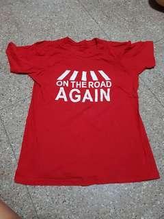 Red Shirt (box A1)