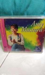 Amy Mastura 1st Album japan release with OBI