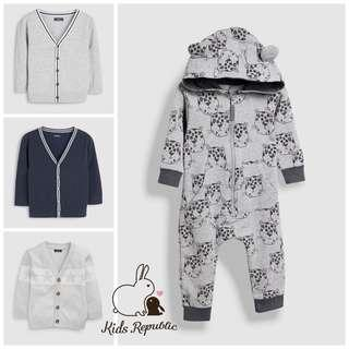 KIDS/ BABY - Cardigan/ All In One