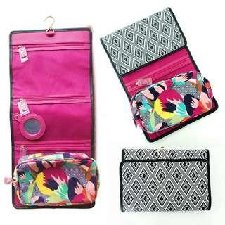 📣Ready Stock📣Estee Lauder flower hanging travel bag