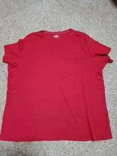 Plud size Red shirt (box A1)