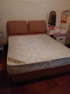 免費5x6尺床及床褥free bed