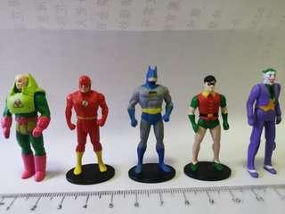 DC super powers superman batman