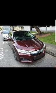 Honda City 1.5 SV (Latest Model) Personal / PHV Ready