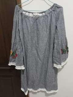 Sabrina Bordir Dress