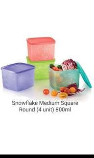 Tupperware Brands - Snowflake