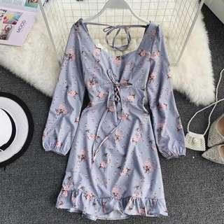 Get to Love Floral Dress