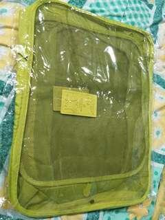 🚚 旅行收納袋3件組#一百均價