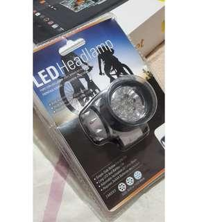 Head Lamp / Head Light for Cycling and Other Sports
