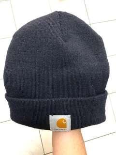 🚚 carhartt毛帽 (深藍)