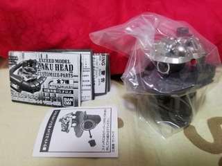 全新未拆袋 Bandai Exceed Model Zaku Head Customize Parts 渣古頭改造件 罕有款 Light Unit (發光LED)