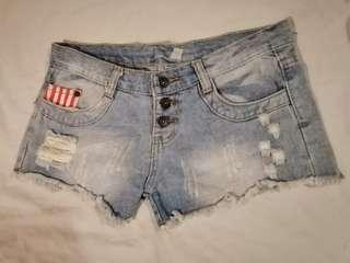 Preloved Jeans Shorts