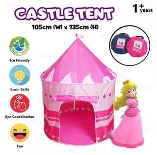 Princess Tent (pink)