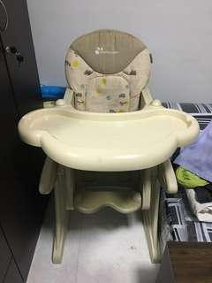 Baby High Chair (to bless)