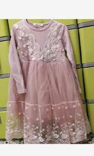 🚚 女童洋裝,130cm