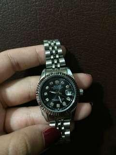 Jual rolex oyster kw