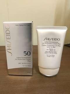 Shiseido - Sunscreen, SPF 50, sunblock