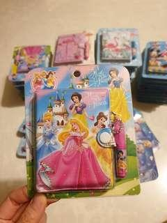Mini notebook for kids (Limited ready stock)