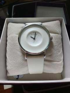 🚚 CLOIE 同心波紋耀眼腕錶
