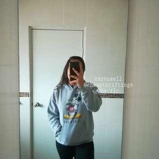 DISNEYLAND mickey mouse hoodie/sweater