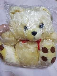 BN yellow bear in bag from Bumcity