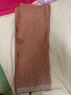 Calaqisya calaraya satin shawl