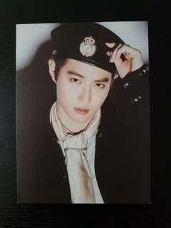 Suho Tempo Postcard (Domestic)