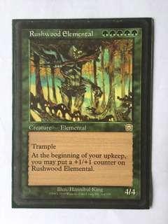 MTG - Rushwood Elemental