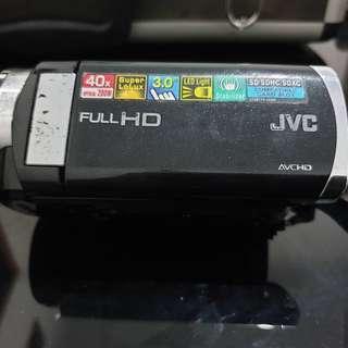 handy cam JVC Type GZ-E205BAG FULL HD