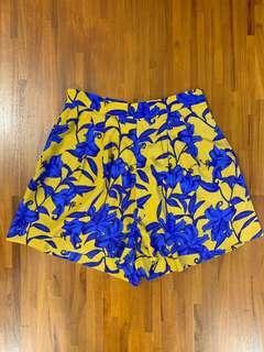 H&M Floral Summer Shorts