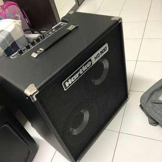 HARTKE HD500 Bass Amplifier