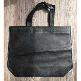 [Instocks] Black Recycle Shopping Bag 33cm by 26cm by 10cm