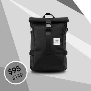 🚚 Black Backpack || Ghost || Cool Design || Unique looks || Street bag || Laptop bag || Travel bag || Most preferred || Water resistant bag || Durable and strong