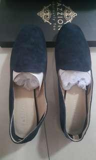 Pazzion Suede Flats