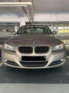 BMW 318i for Rental