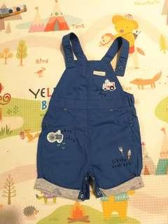 Mothercare baby dungaree