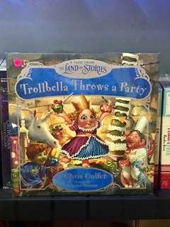 The Land of Stories: Trollbella Throws a Party