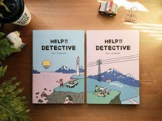 🚚 2019 dimanche HELP!! DETECTIVE偵探日誌