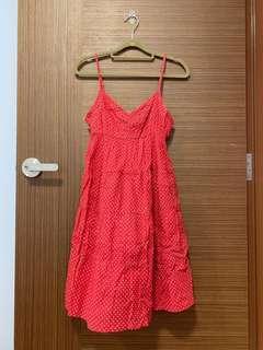 H&M Polka Dotted Dress