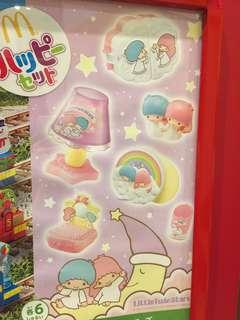 Sanrio little twin stars Mcdonald Japan