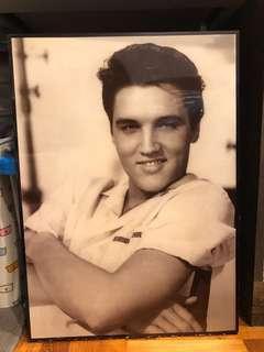 Vintage Elvis Presley Wall Decor