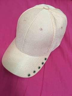 🚚 粉色鴨舌帽
