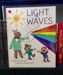 Children's Book: Light Waves