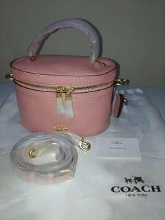 Authentic coach selena trail bag