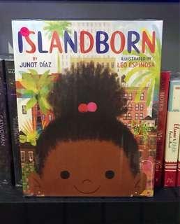Children's Book: ISLANDBORN